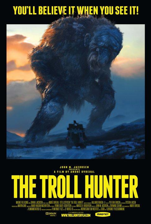 Tribeca Film Festival '11: The Troll Hunter (Trolljegeren) Review