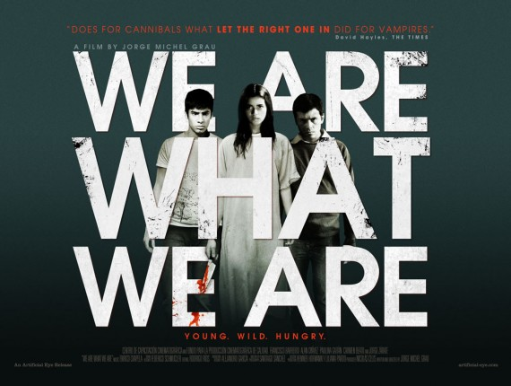 Movie Review: We Are What We Are