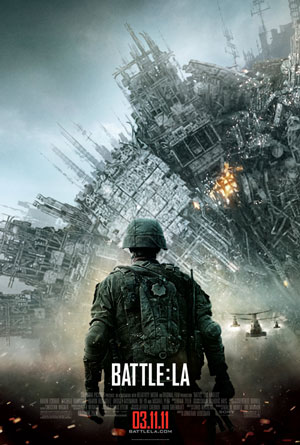 Movie Review: 'Battle: Los Angeles' loses the battle and the war