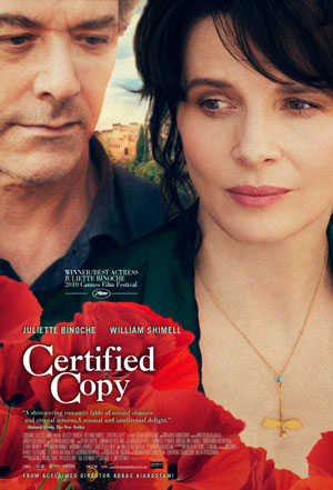 Movie Review: 'Certified Copy' is certifiably good