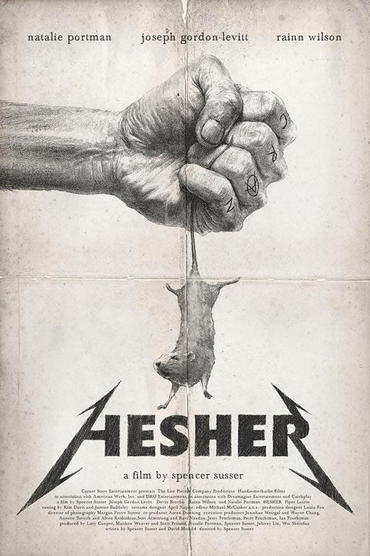 'Hesher' News: Trailer, Details, & Images!