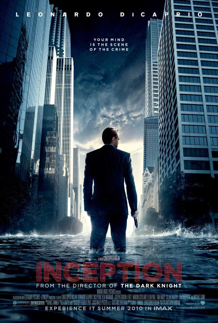Inception 6 Second Movie Review