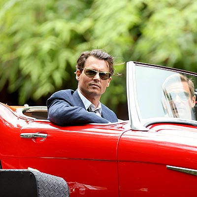 Trailer: Johnny Depp in Hunter S. Thompson's 'The Rum Diary'