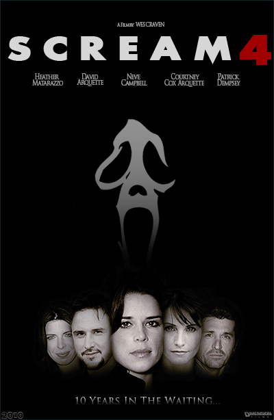 New Full-Length Scream 4 Trailer
