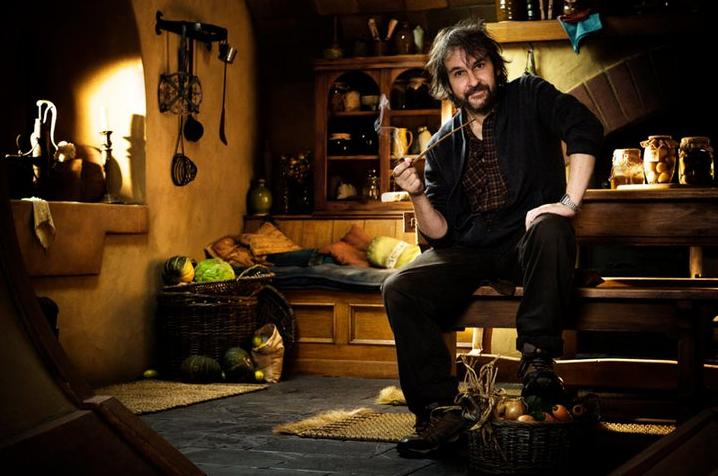 Peter Jackson's First 'Hobbit' Video Blog is Enchanting