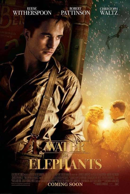 New Clip from 'Water for Elephants'