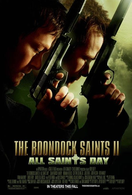 Check out the first 5 min. of The Boondock Saints II: All Saint's Day