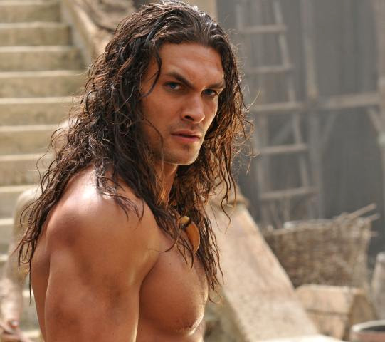 Teaser Trailer: 'Conan The Barbarian'