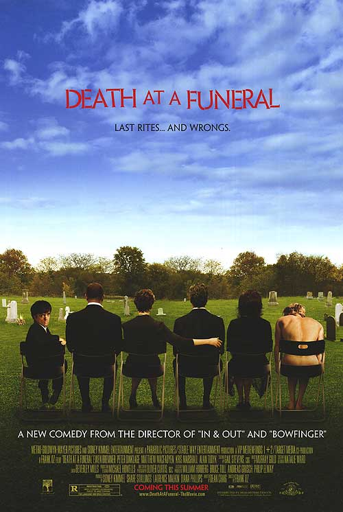 Death at a Funeral is Hysterical (Review-England)