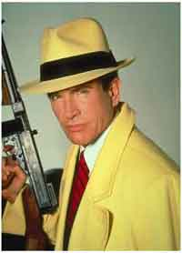 Warren Beatty Wins Battle For 'Dick Tracy' Rights