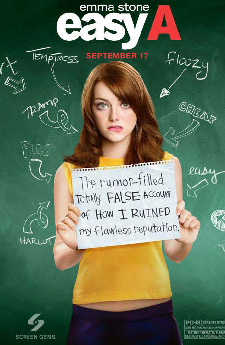 emma stone easy a pictures. was that Emma Stone was in