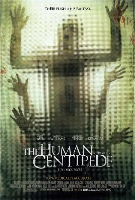 'The Human Centipede' Fucked Up Trailer