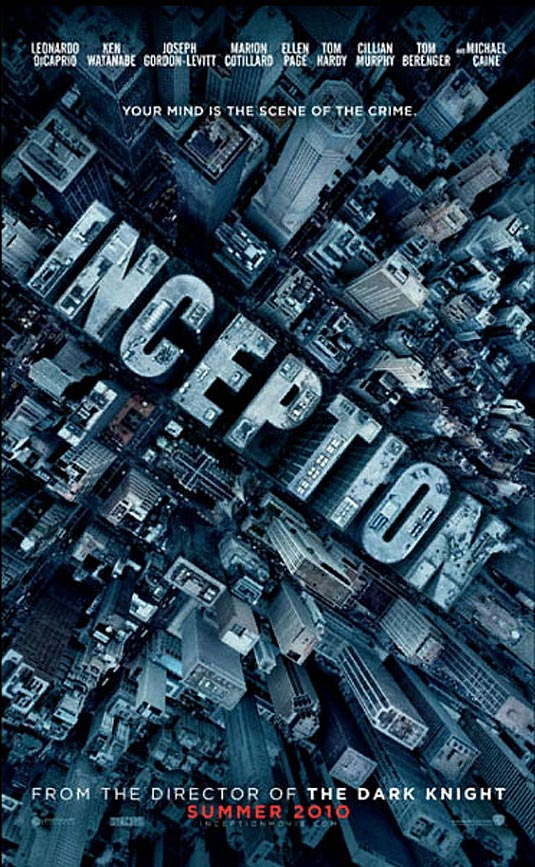 Inception Movie Review- It Will Blow Your Mind