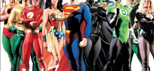 Breaking News: Meet the Heros that will make up, 'Justice League'