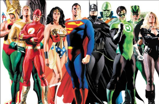 "Warner Bros. Planning a ""Justice League"" by 2013?"
