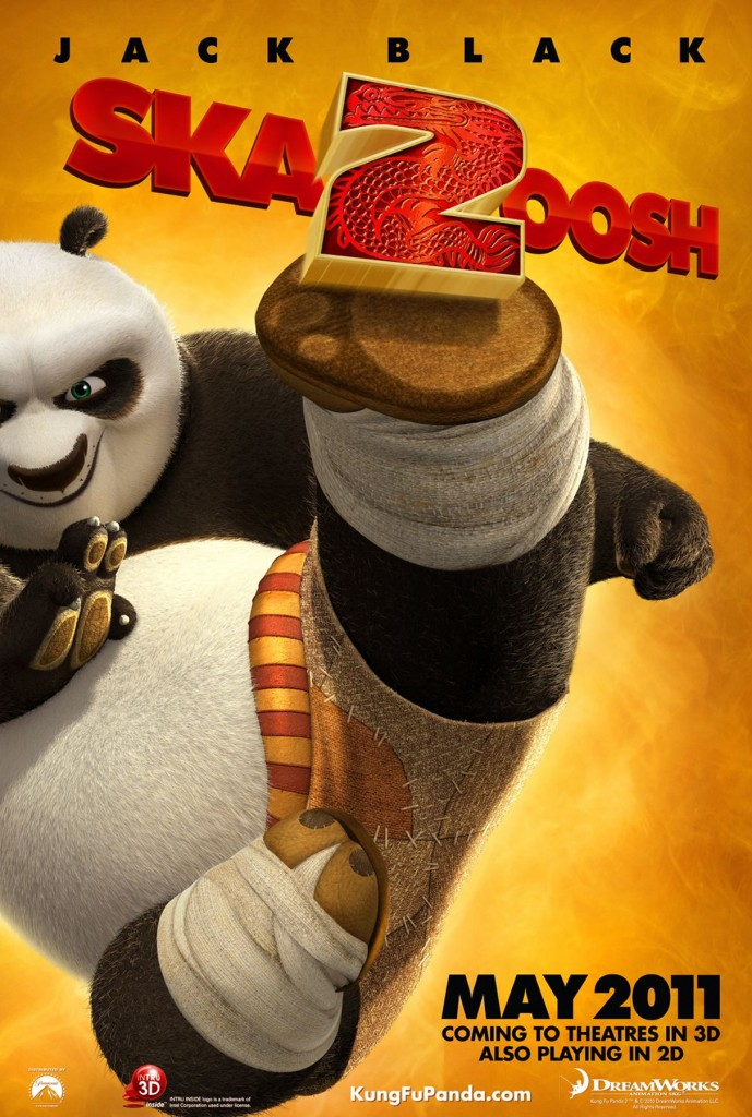 Movie Review: KUNG FU PANDA 2 is a Solid Sequel that's Chock Full of Awesomeness