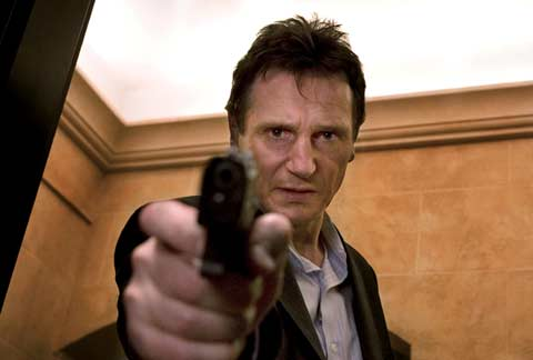 New Taken 2 Poster Tells it How it Is
