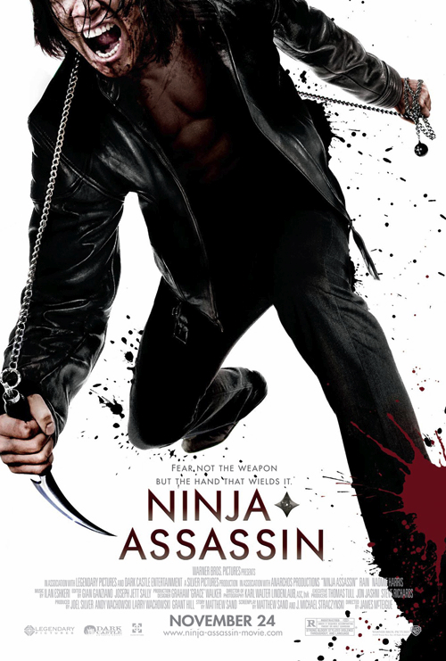NINJA ASSASSIN Video Review