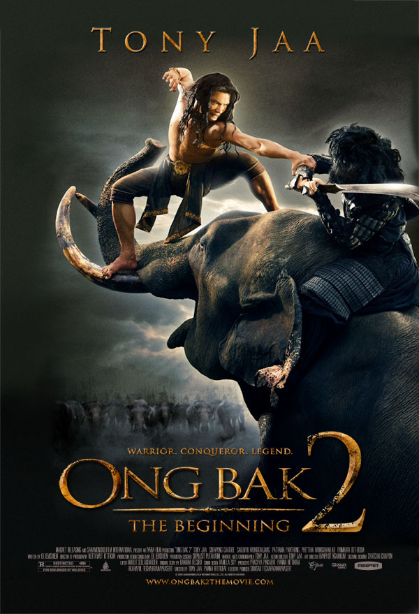 Ong Bak 2 – awesome muay thai trailer