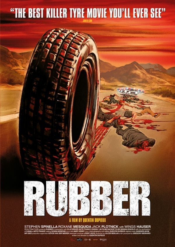 Movie Review: 'Rubber' – Sit Back and Enjoy the Ride