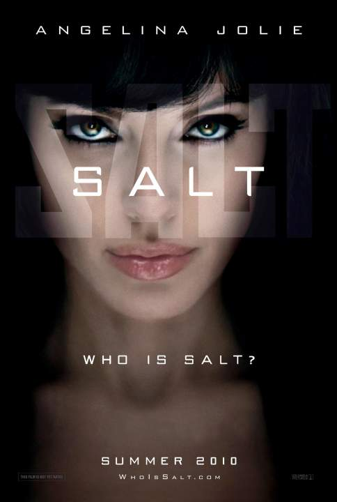 Salt Early Movie Review