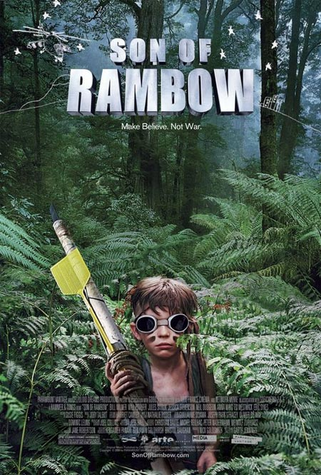 Son of Rambow Quickie Review (UK)