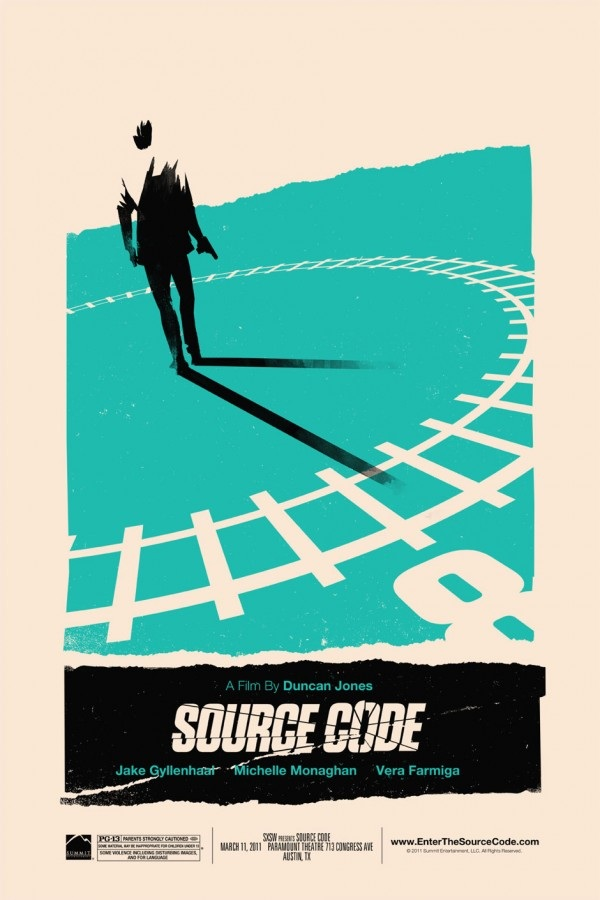 Movie Review: 'Source Code' is a Smart Popcorn Movie