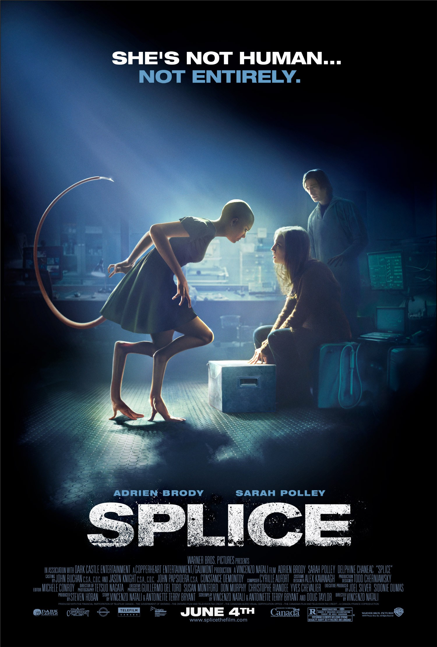 Splice Early Movie Review
