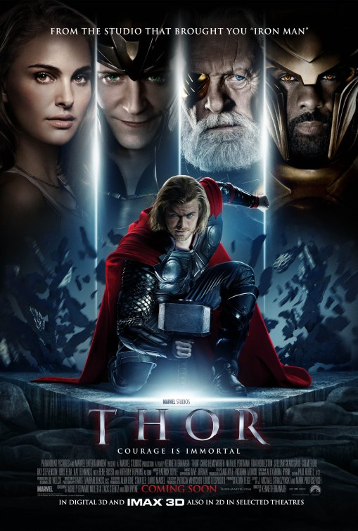 Movie Review: 'THOR' is the First Mighty Blockbuster of the Season