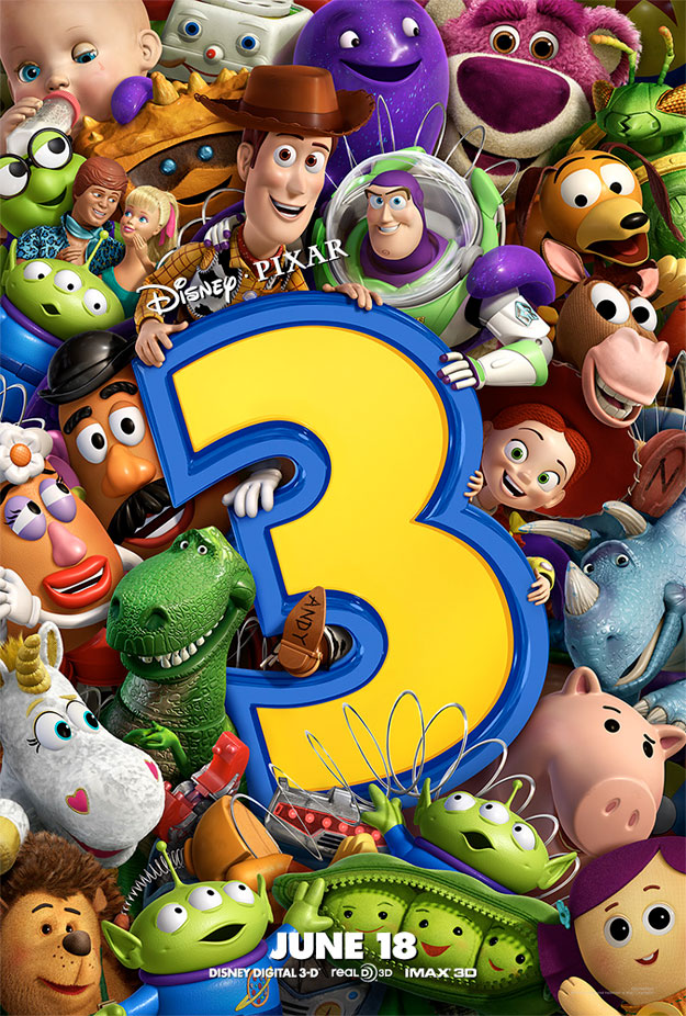 TOY STORY 3 TRAILER-FANTASTIC!