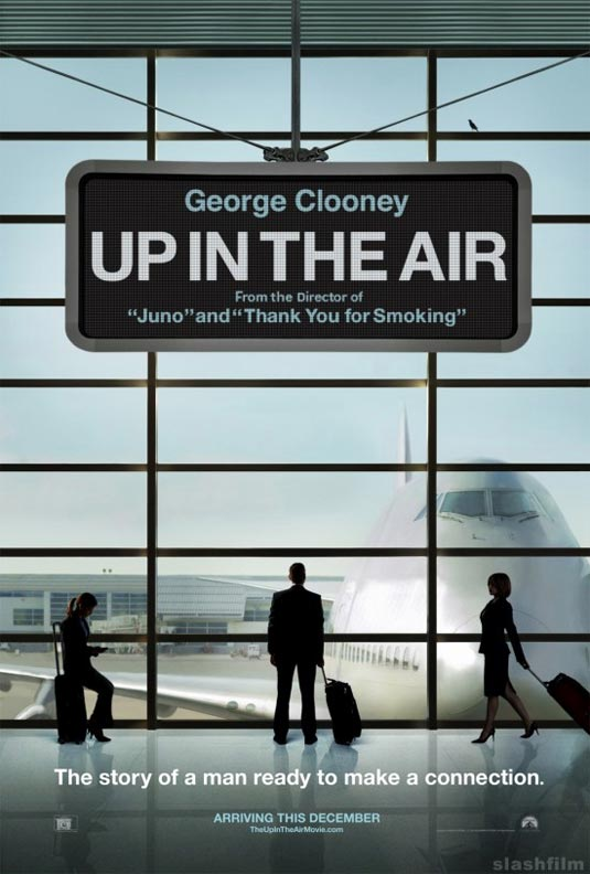 New 'Up in the Air' Trailer
