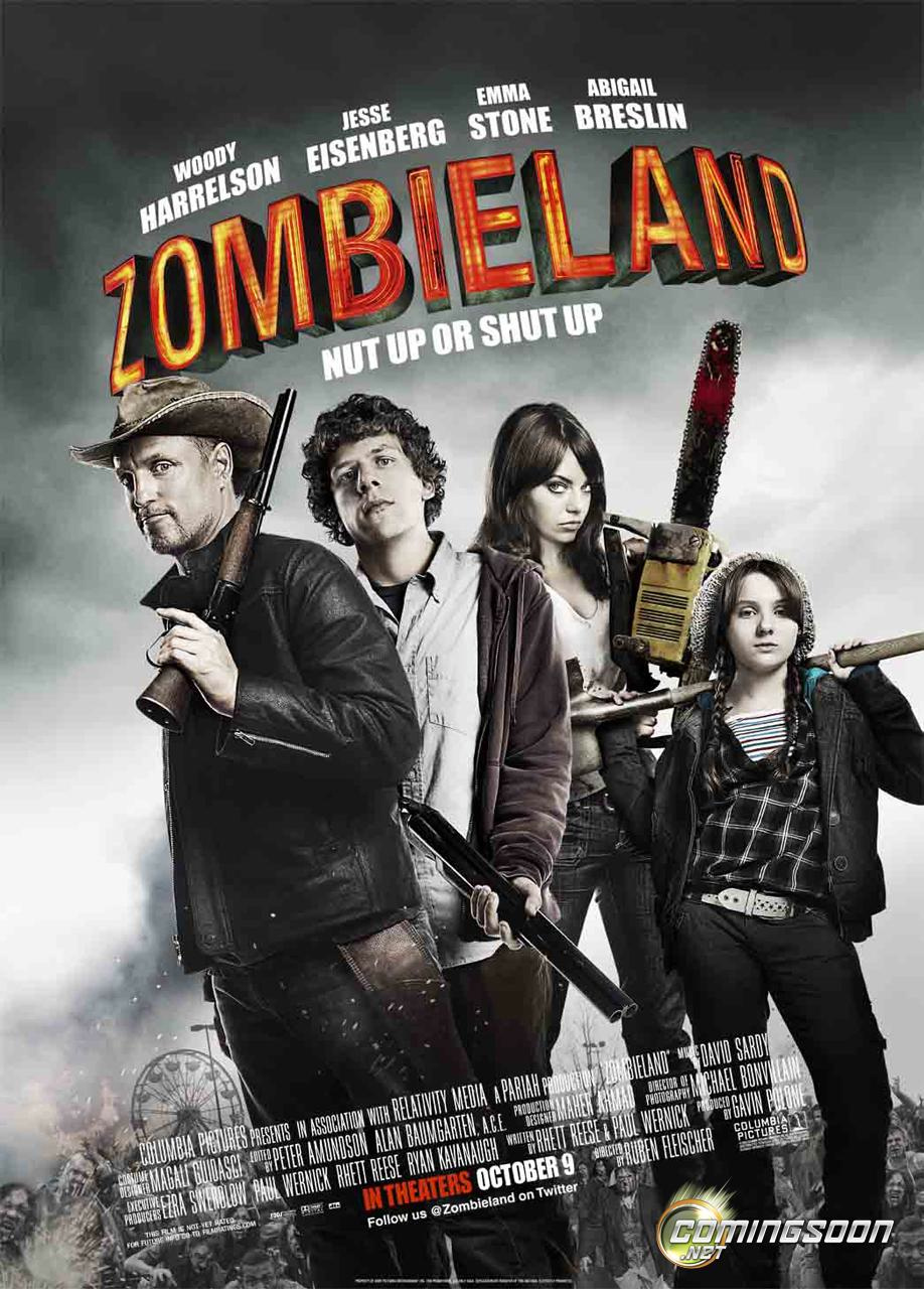 Zombieland is Awesome! (Review)