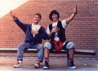 600full bill teds excellent adventure photo The Bill & Ted 3 Script is Done... Will It Ever Get Made?