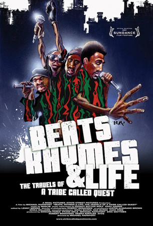 Tribeca Film Festival '11: Beats, Rhymes & Life: The Travels of A Tribe Called Quest Review