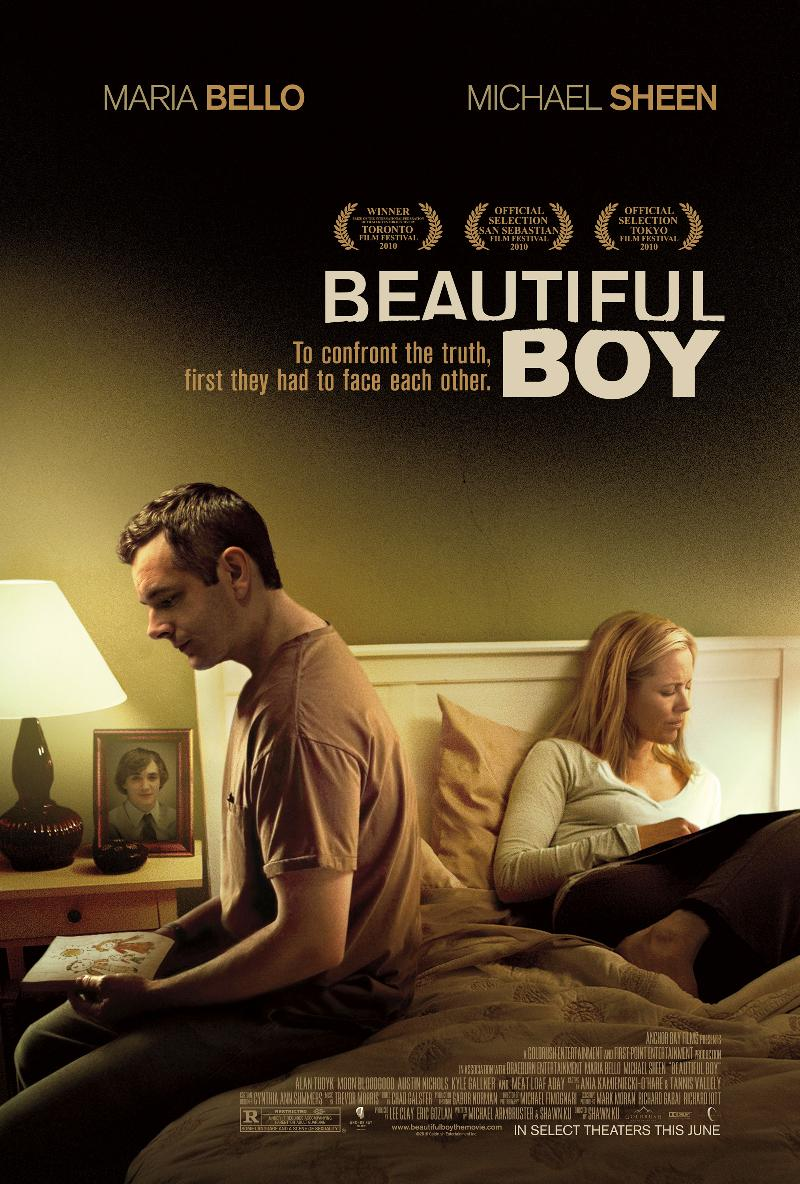 Beautiful Boy movie poster 202x300 Movie Review: 'Beautiful Boy