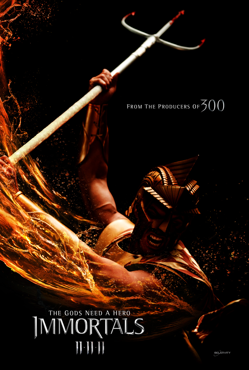 Movie Review: The 'Immortals' Makes Me Glad I'm Human