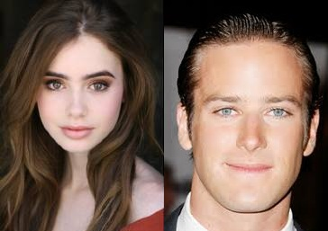 Lily Collins & Armie Hammer Cast in 'The Grimm Brothers: Snow White'