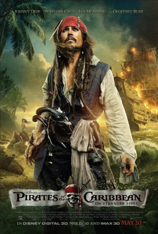 A New Featurette for 'Pirates of the Caribbean'