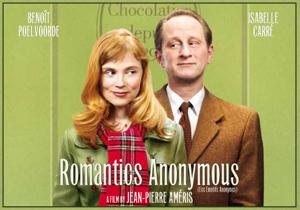 Tribeca Film Festival '11: Romantics Anonymous (Le Emotifs Anonymes) Review