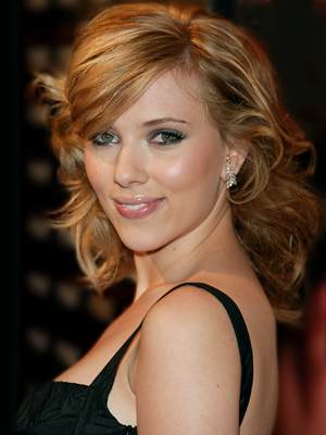 Scarlett Johansson to Play Sexy Alien in 'Under The Skin'