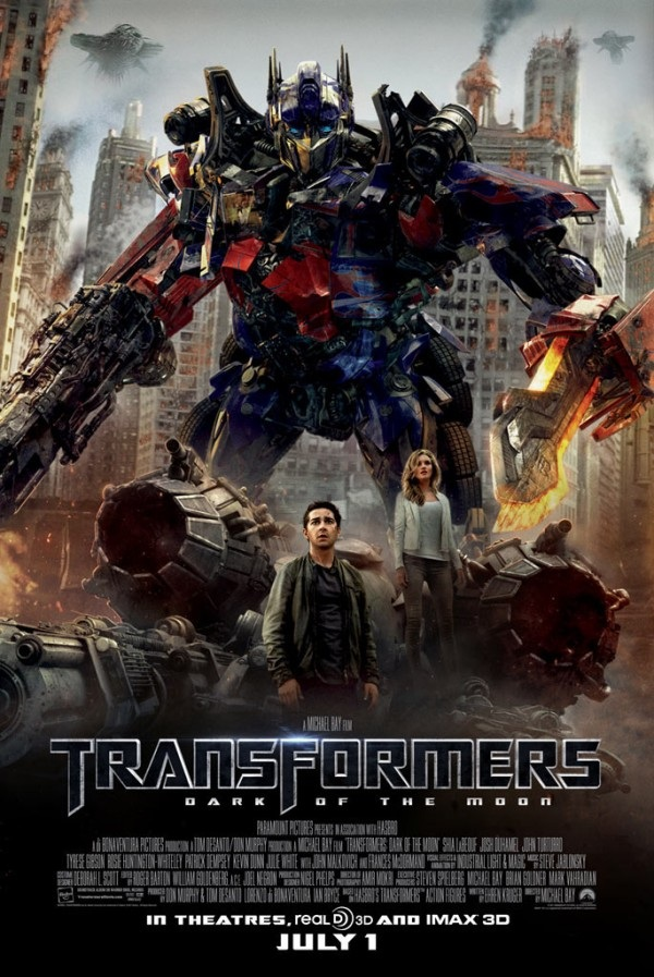 The Autobots are Back! 'Transformers: Dark of the Moon' Movie Review