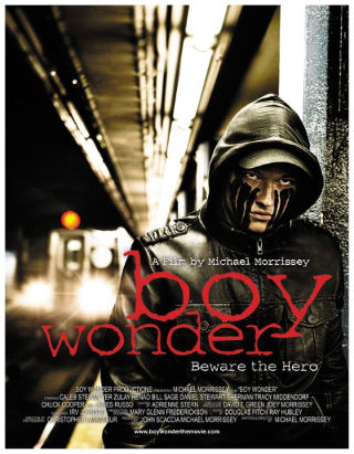 NYCC '11: Interview with Michael Morrissey, the Writer/Director of 'Boy Wonder'