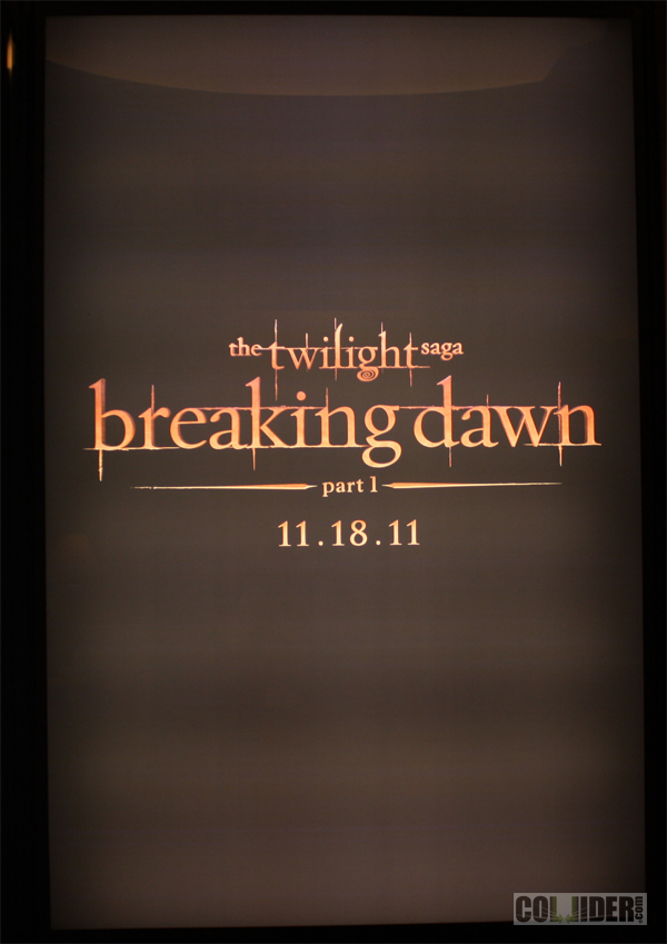 SPOILER: Twilight: Breaking Dawn Renesmee and sex scene photos