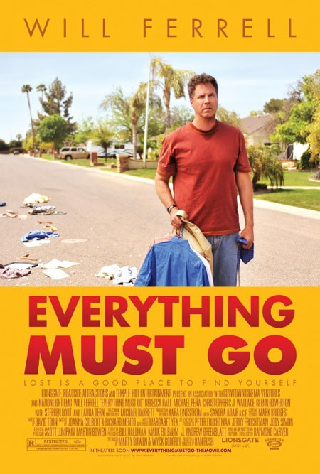 Tribeca Film Festival '11: Everything Must Go Review
