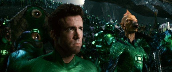 greenlantern2 The Avengers, Green Lantern and Batman Oh my!
