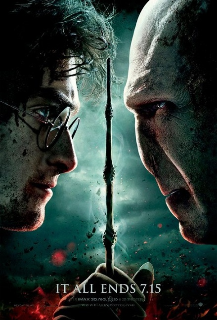 The First Trailer for Harry Potter and the Deathly Hallows: Part 2 has Arrived