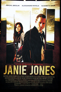 janie jones poster Tribeca Film Festival '11: Janie Jones Review