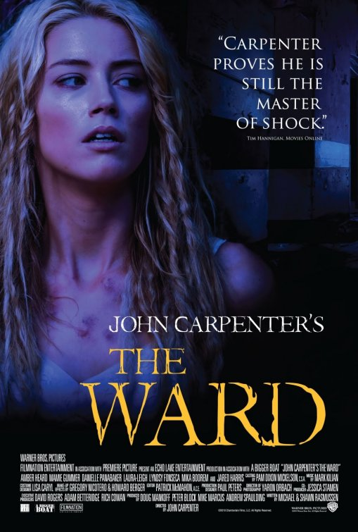 Dallas Film Festival '11: The Ward Movie Review