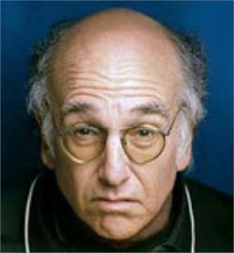 Larry David Officially Cast in 'The Three Stooges'
