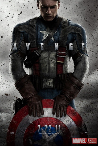 Captain America sequel already in the works